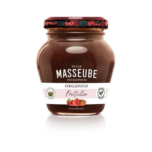 Masseubedulce frutilla 350g