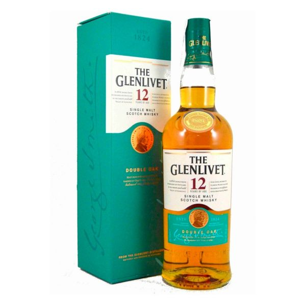 The Glenlivet 12 Años Whisky Single Malt 750ml